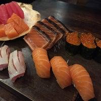 Photo taken at Shogun Sushi by Femme N. on 1/25/2015