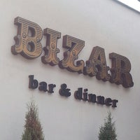 Photo taken at Bizar Bar & Dinner by Златомира П. on 10/11/2013