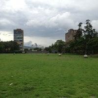 Photo taken at UNAM Las Islas by Mariana G. on 7/8/2013