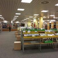 Photo taken at Helene-Nathan-Bibliothek by Alexander S. on 2/7/2014