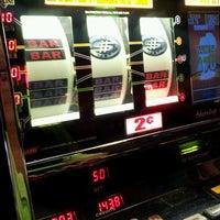 Photo taken at Wheeling Island Hotel-Casino-Racetrack by Megan V. on 7/20/2013