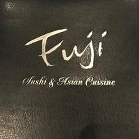 Photo taken at Fuji Sushi by Darrick D. on 3/5/2017