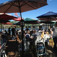 Photo taken at The Landing Restaurant and Bar by Nancy P. on 5/26/2013