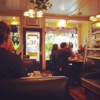 Photo taken at Frenchtown Cafe by Amy L. on 9/22/2015