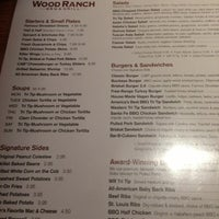 Photo taken at Wood Ranch BBQ & Grill by Aaron S. on 7/13/2013
