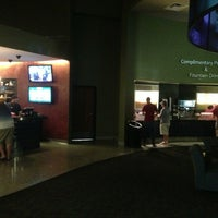 Photo taken at Landmark Theater at Greenwood Village by Nick R. on 7/8/2013