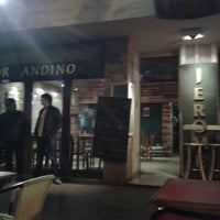 Photo taken at Jerome Brew Pub by Guille A. on 9/1/2013