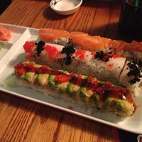 Photo taken at Sushi Park by Janet Z. on 7/7/2013