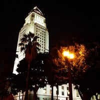 Photo taken at Los Angeles City Hall by Remil M. on 12/6/2012