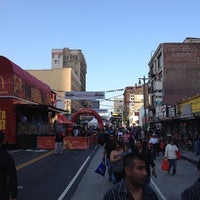Photo taken at Fiesta Broadway by Remil M. on 4/29/2013