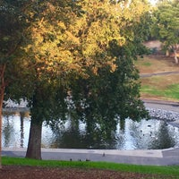 Photo taken at Hollenbeck Park by Remil M. on 10/12/2016