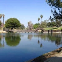 Photo taken at Hollenbeck Park by Remil M. on 9/1/2016