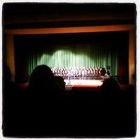 Photo taken at Teatro Aurora by Georgette J. on 12/15/2013