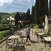 Photo taken at Villa Campestri - Olive Oil Resort by Georgette J. on 5/17/2015