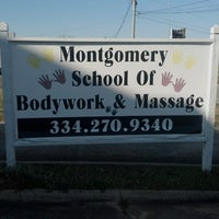 Photo taken at Montgomery School of Bodywork and Massage by Ang J. on 2/27/2013