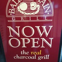 Photo taken at Ball & Chain Grill by Lina Molly W. on 8/14/2013