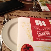 Снимок сделан в Bianco Rosso пользователем Artem L. 2/15/2013
