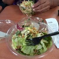 Photo taken at Quiznos by Anarbeba on 9/24/2014