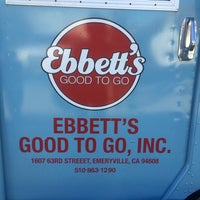 Photo taken at Ebbett's Good To Go, Inc by lynn f. on 11/30/2013