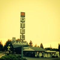 Photo taken at Ashland Motel by lynn f. on 7/17/2014