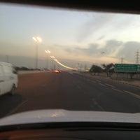 Photo taken at طريق الملك فهد by Rider on 12/16/2012
