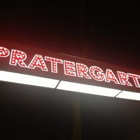 Photo taken at Pratergarten by Shivani R. on 4/15/2013
