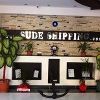 Photo taken at Sude Shipping by Utku K. on 7/16/2013