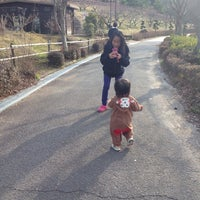 Photo taken at 四季の郷公園 by かおる 山. on 2/1/2014