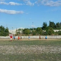 "Photo taken at Stadio Rugby ""Venjulia Rugby Trieste"" by Edoardo I. on 7/30/2013"