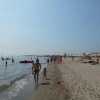 Photo taken at Sottomarina by Torsten G. on 7/19/2013