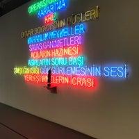 1/16/2018 tarihinde Lara Ü.ziyaretçi tarafından İstanbul Modern Sanatlar Galerisi'de çekilen fotoğraf