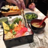 Photo taken at Naniwa Sushi & More by Jerome D. on 10/15/2015