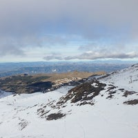 Foto tomada en Estación de Esquí de Sierra Nevada por rabin m. el 12/21/2012