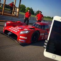 Photo taken at NCM Motorsports Park by rabin m. on 5/6/2015