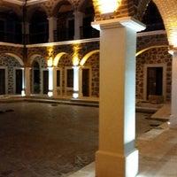 Photo taken at Havra Boutıque Otel by Halim K. on 7/23/2014