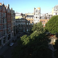 Photo taken at Golden Square by Tessa B. on 7/10/2013
