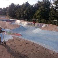 Photo taken at Skate Park by Olivier P. on 8/3/2013