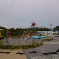 Photo taken at Istana Water Park by Oky L. on 11/7/2013