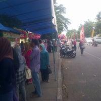 Photo taken at Pasar Ramadhan WR Supratman by Oky L. on 7/14/2013