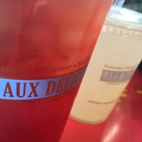 Photo taken at Aux Delices by Stephanie Dunn A. on 1/16/2016