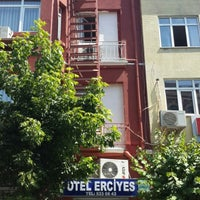 Photo taken at Otel Erciyes by Levent G. on 7/7/2013