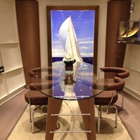 Photo taken at Panerai İstanbul Boutique by Hale Y. on 11/7/2013