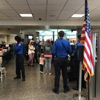 Photo taken at TSA Security by Robert K. on 12/8/2016