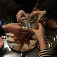 Photo taken at 애리포차 by Yeonju I. on 3/1/2015