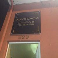 Photo taken at Advocacia Satorno by Ronaldo S. on 9/11/2013