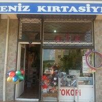 Photo taken at DENİZ KIRTASİYE by Okan Ö. on 5/2/2014