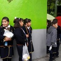 Photo taken at Colegio Ignacio Manuel Altamirano by Mario C. on 9/24/2015