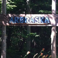 Photo taken at Arbraska by Marie-Josée C. on 7/22/2013