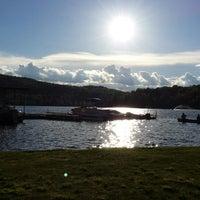 Photo taken at Gauthier's Saranac Lake Inn by Sravya K. on 5/24/2014
