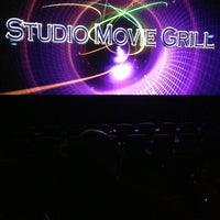 Photo taken at Studio Movie Grill by Fred M. on 6/14/2013